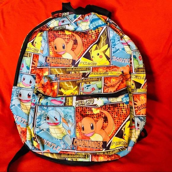 Pokémon Backpack